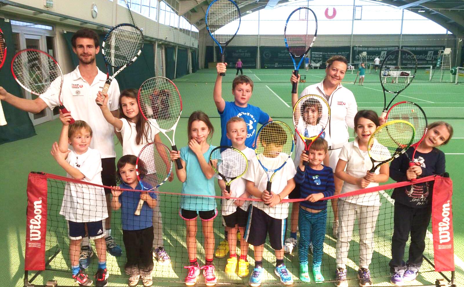 Bambini Training - Sportunion Klagenfurt Tennis
