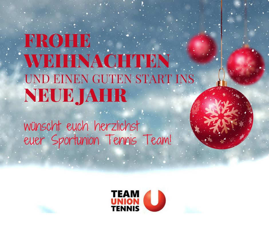 Frohe Weihnachten Und Guten Rutsch In Neues Jahr.Frohe Weihnachten Und Guten Rutsch Sportunion Klagenfurt