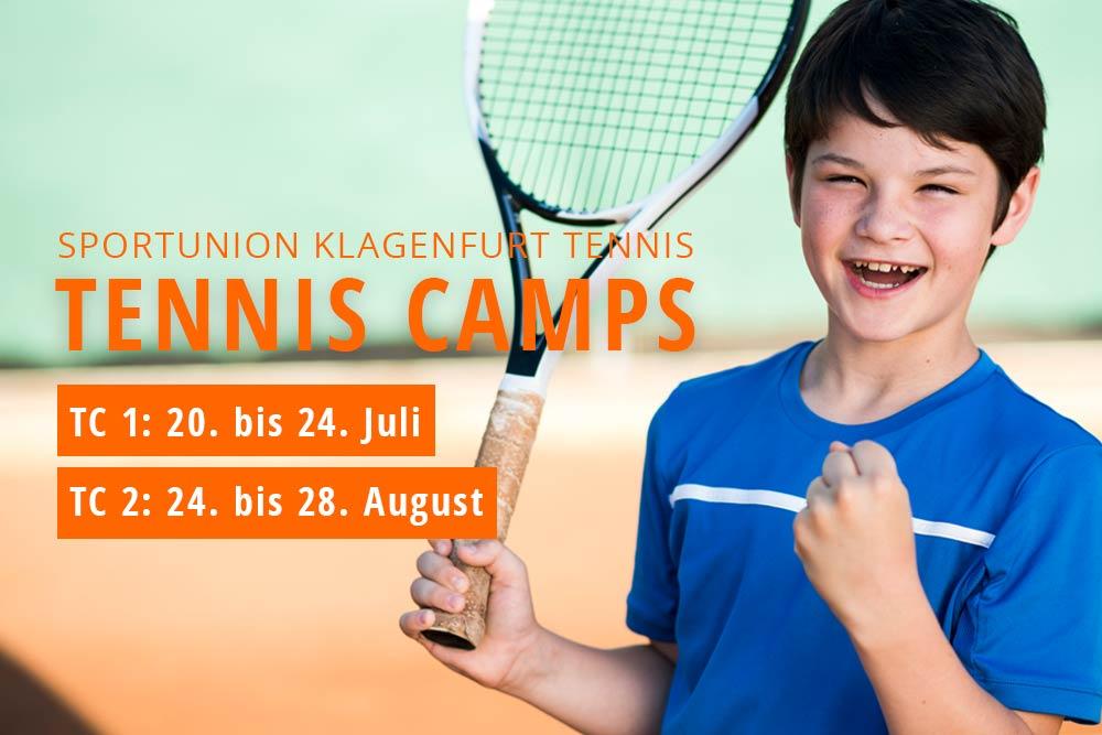 Kinder Tennis Camps Klagenfurt
