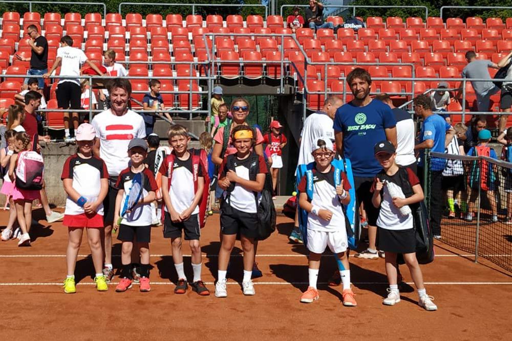 Tennis Kinder Klagenfurt Sportunion 2020