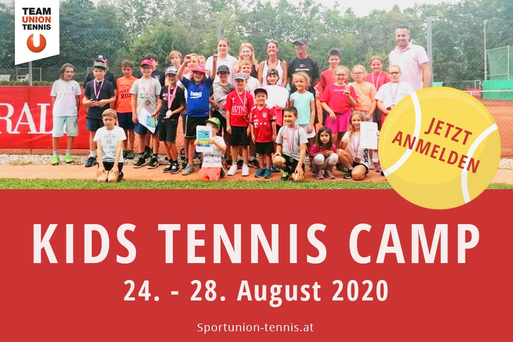 Sportunion-Kids-Tennis-Camp