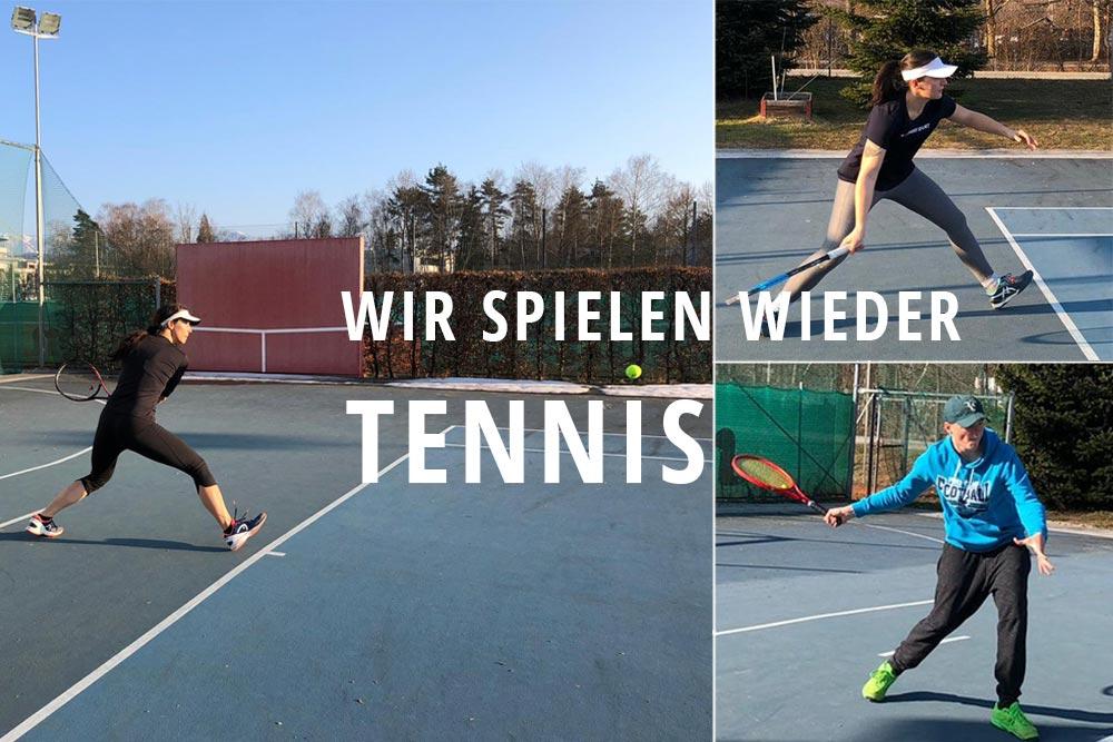 Tennis Saisonstart 2021