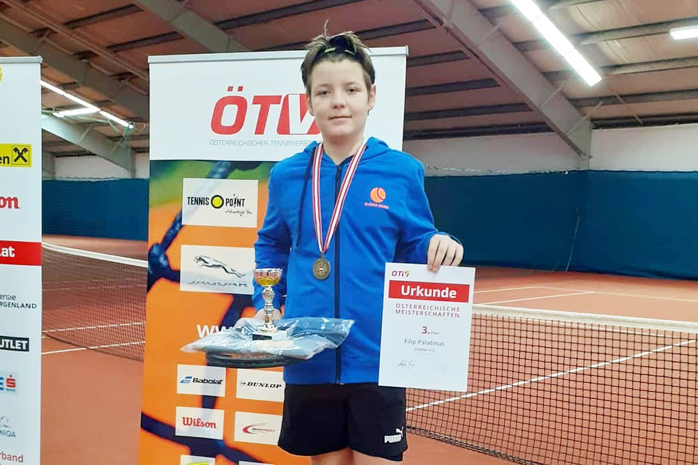 Tennis Meisterschaften U12