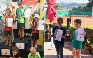 Tennis Kids Tour Sieger 2021